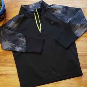 Boys Old Navy 1/4 Zip Shirt